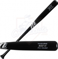 CLOSEOUT Marucci Anthony Rizzo Pro Model Maple Wood Baseball Bat MVEIRIZZ44-BK