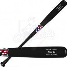 CLOSEOUT Marucci Anthony Rizzo Pro Model Maple Wood Baseball Bat MVEIRIZZ44-BK/USA