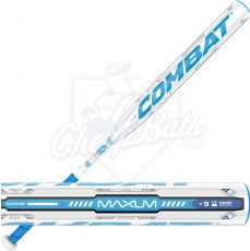 CLOSEOUT 2016 Combat Maxum Two-Piece Fastpitch Softball Bat -9oz MX2FP109