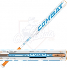 CLOSEOUT 2016 Combat Maxum Two-Piece Fastpitch Softball Bat -10oz MX2FP110