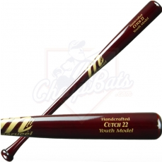 CLOSEOUT Marucci Andrew McCutchen Youth Maple Wood Baseball Bat MYVECUTCH22-CH