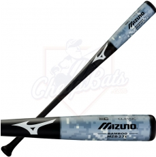 CLOSEOUT Mizuno Custom Classic Bamboo BBCOR Baseball Bat MZB271 340113