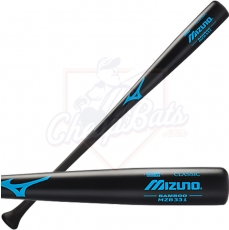 Mizuno Custom Classic Bamboo Wood BBCOR Baseball Bat MZB331