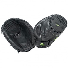 Mizuno MVP Prime Series Fastpitch Softball Catcher's Mitt GXS53 34.5""