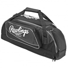 Rawlings Nemesis Equipment Baseball Softball Bag NEMEB