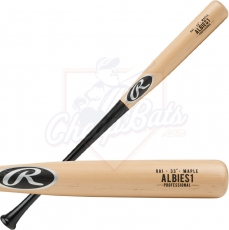 Rawlings Ozzie Albies Pro Label Maple Wood Baseball Bat OA1PL