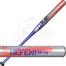 Onyx Defender Slowpitch Softball Bat End Loaded USSSA (Two Piece)
