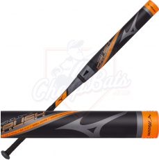 CLOSEOUT 2019 Mizuno Orange Crush Slowpitch Softball Bat End Loaded USSSA 340469.9020