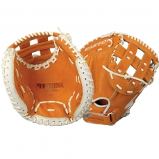 "Easton Pro Collect Fastpitch Softball Catcher's Mitt 34"" PC2FP A130545"