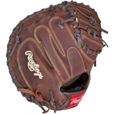 "Rawlings Player Preferred Baseball Catcher's Mitt 33"" PCM30"