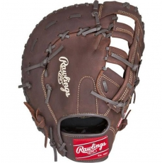 "Rawlings Player Preferred Baseball/Slowpitch Softball First Base Mitt 12.5"" PFBDCT"