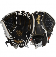 "CLOSEOUT Rawlings Heart of the Hide Fastpitch Softball Glove 12"" PRO120SB-3BW"