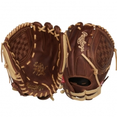 "Rawlings Heart of the Hide Fastpitch Softball Glove 12"" PRO120SB-3SL"