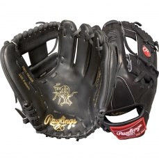"Rawlings Heart of the Hide Baseball Glove 11.5"" PRO204-2"