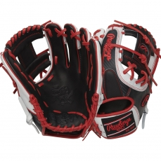 "Rawlings Heart of the Hide Hyper Shell Baseball Glove 11.5"" PRO204-2BSCF"