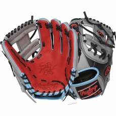 "Rawlings Heart of the Hide Baseball Glove 11.5"" PRO204-2SGSS"