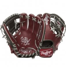"CLOSEOUT Rawlings Heart of the Hide Color Sync Series Baseball Glove 11.5"" PRO204-2SHDS"
