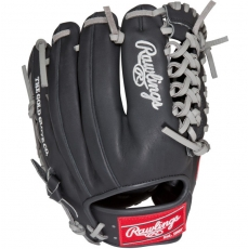 "CLOSEOUT Rawlings Heart of the Hide Dual Core Baseball Glove 11.5"" PRO204DC-4BG"