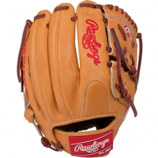 "Rawlings Heart of the Hide Baseball Glove 11.75"" PRO205-9BUBLEMB"