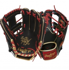 "Rawlings Heart of the Hide Baseball Glove 11.75"" PRO205W-2BG"