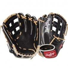 "Rawlings Heart of the Hide Hyper Shell Baseball Glove 12.75"" PRO3039-6BCF"