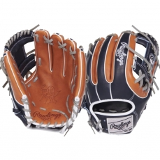 "Rawlings Heart of the Hide Color Sync Series Baseball Glove 11.5"" PRO314-2GBN"