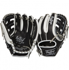 "CLOSEOUT Rawlings Heart of the Hide Baseball Glove 11.5"" PRO314-6BW"