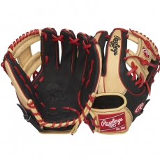 "CLOSEOUT Rawlings Heart of the Hide Dual Core Baseball Glove 11.5"" PRO314DC-2BCS"