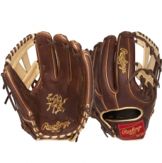 "CLOSEOUT Rawlings Heart of the Hide Color Sync Series Baseball Glove 11.75"" PRO315-7SLC"