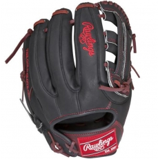 "Rawlings Heart of the Hide Dual Core Baseball Glove 11.75"" PRO315DC-6BSH"