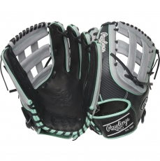 "Rawlings Heart of the Hide Hyper Shell Baseball Glove 12.75"" PRO3319-6BGCF"
