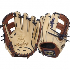 "Rawlings Heart of the Hide Baseball Glove 11.25"" PRO882-19CTI"