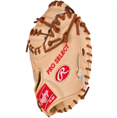 "Rawlings Heart of the Hide Limited Edition Baseball Catcher's Mitt 33"" PROCM33CX"