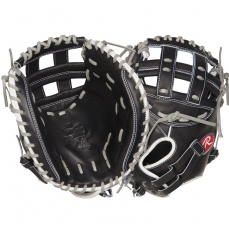 Rawlings Heart of the Hide Fastpitch Softball Catcher's Mitt 33