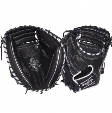 "Rawlings Heart of the Hide Color Sync Series Baseball Catchers Mitt 34"" PROCM43BP"