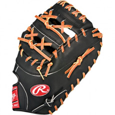 "Rawlings Baseball Glove Heart of the Hide First Base 12 3/4"" PROCMHCB2"