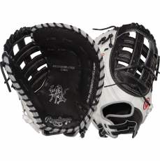Rawlings Heart of the Hide Fastpitch Softball First Base Mitt 13