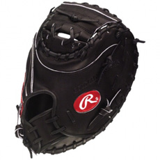 CLOSEOUT Rawlings Heart of the Hide Catchers Mitt PROSCM41B 34""