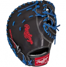 "CLOSEOUT Rawlings Pro Preferred Anthony Rizzo Game Model Baseball First Base Mitt 12.75"" PROSCMHCBBR"