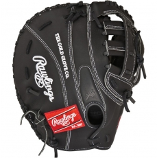 "CLOSEOUT Rawlings Heart of the Hide Dual Core Fastpitch Softball First Base Mitt 12.5"" PROTM8SB"