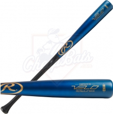 Rawlings Velo Wood Composite BBCOR Baseball Bat -3oz R110CR