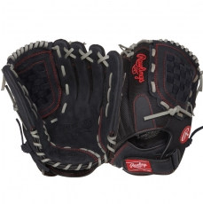 "Rawlings Renegade Baseball/Slowpitch Softball Glove 12.5"" R125BGS"