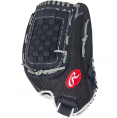 "CLOSEOUT Rawlings Renegade Slowpitch Softball Glove 14"" R140BGB"