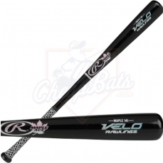 CLOSEOUT Rawlings Velo 141 Maple Ace Wood Baseball Bat R141MV