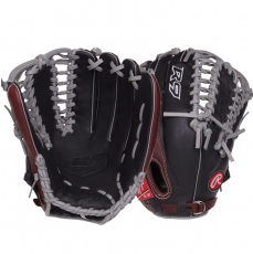 "CLOSEOUT Rawlings R9 Series Baseball Glove 12.75"" R96019BSGFS"