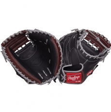 "Rawlings R9 Series Baseball Catcher's Mitt 32.5"" R9CM325BSG"