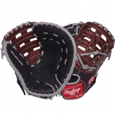 Rawlings R9 Series Baseball First Base Mitt 12.5