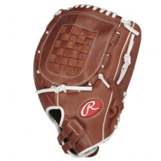 "CLOSEOUT Rawlings R9 Series Fastpitch Softball Glove 12"" R9SB120-3DB"