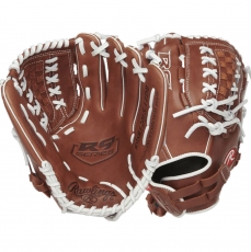 "CLOSEOUT Rawlings R9 Series Fastpitch Softball Glove 12"" R9SB120FS-18DB"