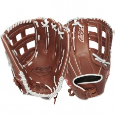 "CLOSEOUT Rawlings R9 Series Fastpitch Softball Glove 13"" R9SB130-6DB"
